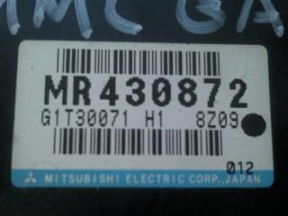 Блок управления efi Mitsubishi Galant Томск