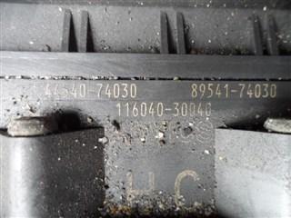 Блок abs Toyota IQ Владивосток