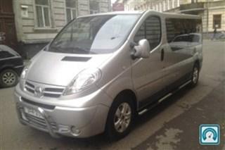 Nissan primstar, interstar, navara ниссан примастар, интерстар, Nissan Primastar Москва