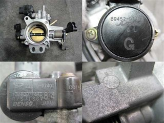 Блок дросельной заслонки Toyota Duet Владивосток