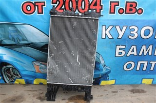 Радиатор основной Chevrolet Cruze Бердск