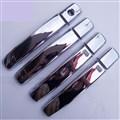 Накладка на ручки дверей для Nissan Qashqai
