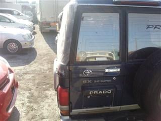 Дверь задняя Toyota Land Cruiser Prado Владивосток