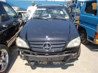 Жесткость бампера Mercedes-Benz M-Class Владивосток