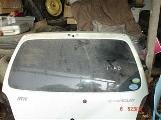 Стекло двери 5-й Suzuki Solio Владивосток