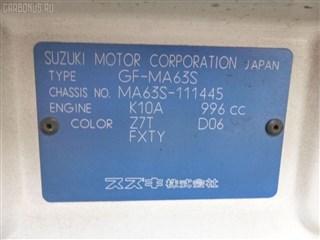 Мотор печки Suzuki Wagon R Plus Владивосток