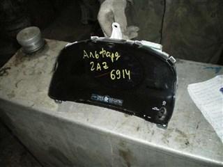 Панель приборов Toyota Alphard Владивосток