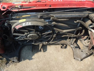 Радиатор основной Subaru Traviq Иркутск