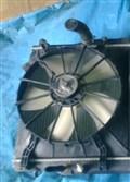 Диффузор радиатора для Honda Stream