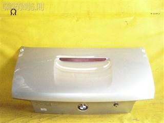 Крышка багажника BMW Z3 Новосибирск
