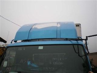 Спойлер Nissan UD Владивосток