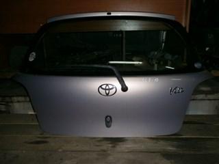 Дверь задняя Toyota Vitz Новосибирск