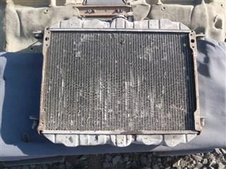 Радиатор основной Nissan Urvan Владивосток