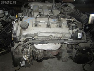 Двигатель Mazda MX-6 Новосибирск
