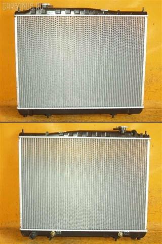 Радиатор основной Nissan Terrano Regulus Уссурийск