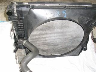 Диффузор радиатора BMW X5 Владивосток