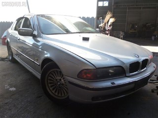 Обшивка багажника BMW 5 Series Новосибирск
