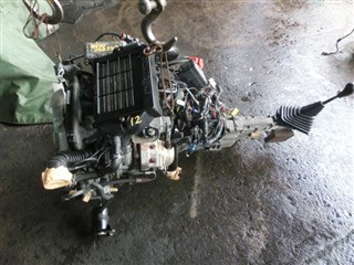 Двигатель Mitsubishi Pajero Mini Новосибирск