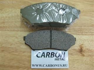 Тормозные колодки Nissan KIX Новосибирск
