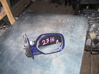 Зеркало Toyota Ipsum Новосибирск