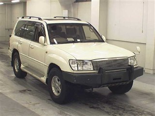 Мост Toyota Land Cruiser 100 Владивосток