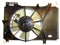 Диффузор радиатора для Mazda 2