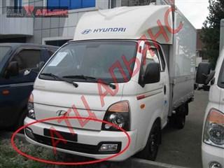 Решетка бамперная Hyundai H100 Владивосток