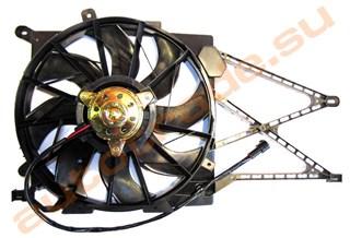 Диффузор радиатора Chevrolet Astra Иркутск