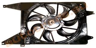 Диффузор радиатора Renault Logan Красноярск