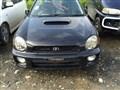 Капот для Subaru Impreza WRX