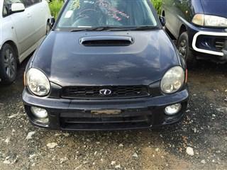 Капот Subaru Impreza WRX Артем