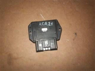 Резистор вентилятора охлаждения Toyota Rav4 Новосибирск