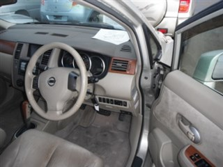 Сидение Nissan Tiida Latio Владивосток