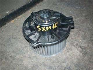 Мотор печки Toyota Nadia Новосибирск