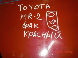 Капот Toyota MR-2 Новосибирск