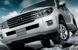 Туманка Toyota Land Cruiser 200 Владивосток