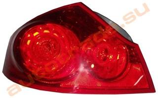 Стоп-сигнал Nissan Infiniti G35 Улан-Удэ