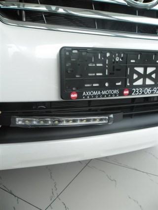 Туманка Toyota Fortuner Владивосток