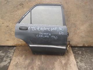 Дверь Toyota Carina Новосибирск