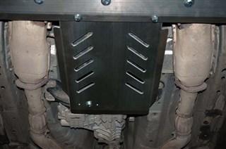 Защита двигателя Infiniti FX35 Владивосток