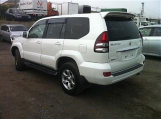 Бензобак Toyota Land Cruiser Prado Владивосток