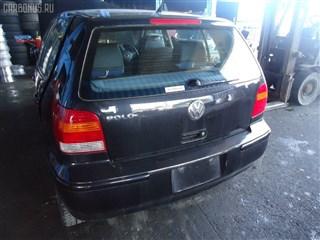 Бампер Volkswagen Polo Уссурийск