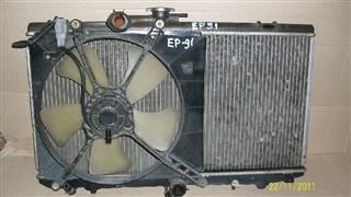 Радиатор основной Toyota Starlet Glanza Новосибирск
