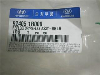 Отражатель бампера Hyundai Accent Владивосток