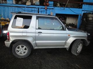 Вентилятор радиатора кондиционера Mitsubishi Pajero Junior Владивосток