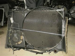 Радиатор основной Toyota Cresta Владивосток