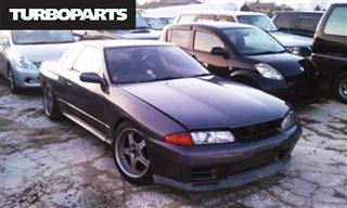 Радиатор кондиционера Nissan Skyline GT-R Находка