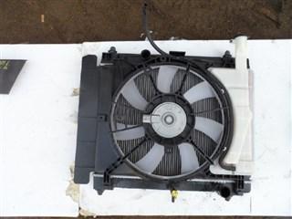 Радиатор основной Toyota Spade Владивосток