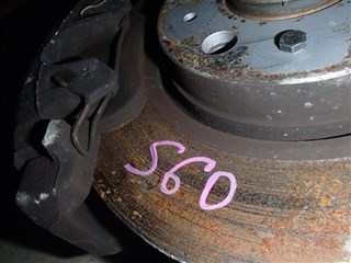 Тормозные колодки Volvo S60 Краснодар