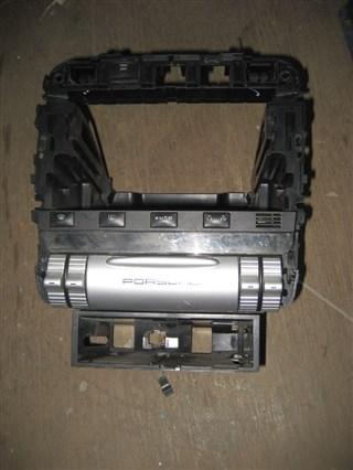 Консоль магнитофона Porsche Cayenne Владивосток